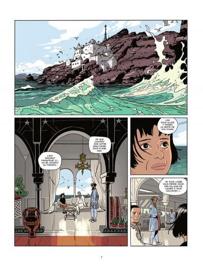 Page 8 Les mentors tome 2