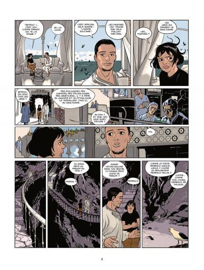 Page 9 Les mentors tome 2