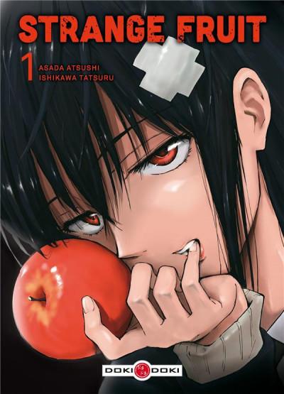 Couverture Strange fruit tome 1