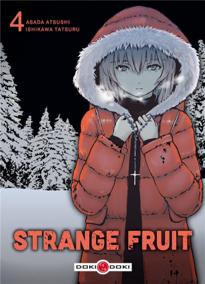 Couverture Strange fruit tome 4