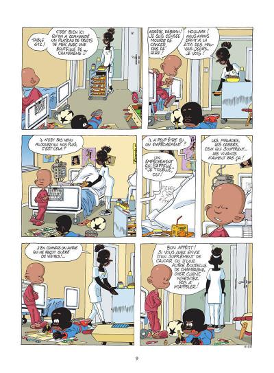Page 0 Boule à zéro tome 8