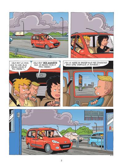 Page 4 Boule à zéro tome 8