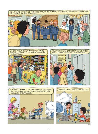 Page 7 Boule à zéro tome 8
