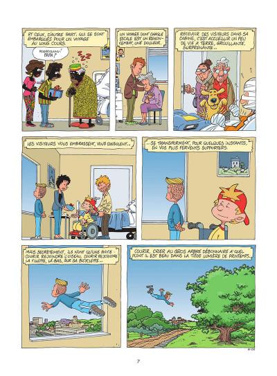 Page 8 Boule à zéro tome 8