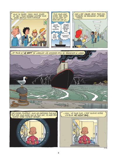 Page 9 Boule à zéro tome 8