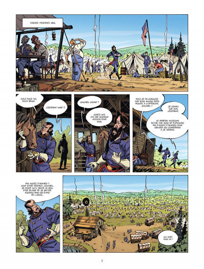 Page 4 Ennemis tome 1