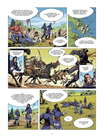Page 5 Ennemis tome 1