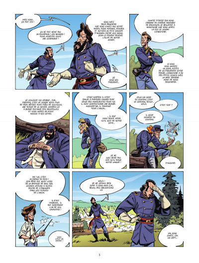 Page 6 Ennemis tome 1