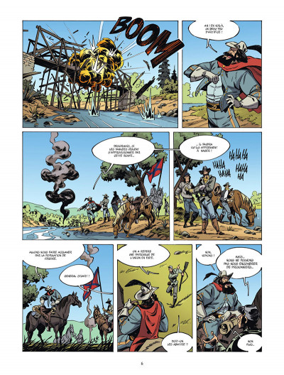 Page 7 Ennemis tome 1