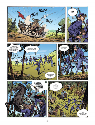 Page 8 Ennemis tome 1