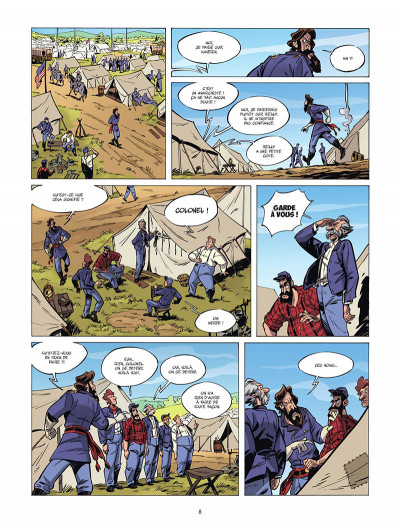 Page 9 Ennemis tome 1