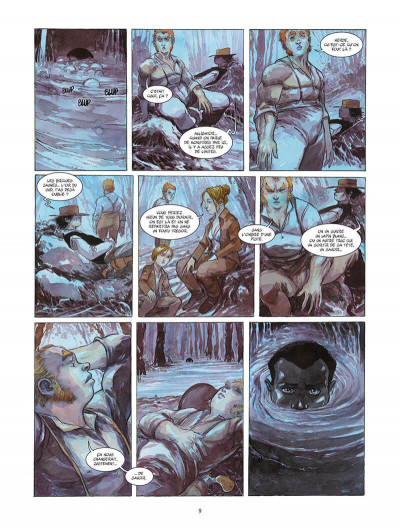 Page 0 Après l'enfer tome 2