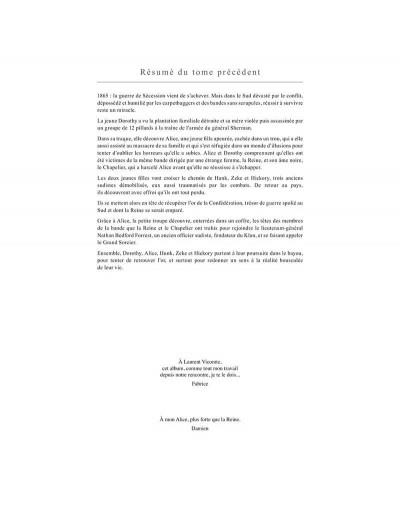 Page 3 Après l'enfer tome 2