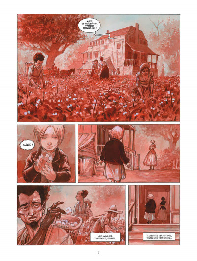 Page 4 Après l'enfer tome 2