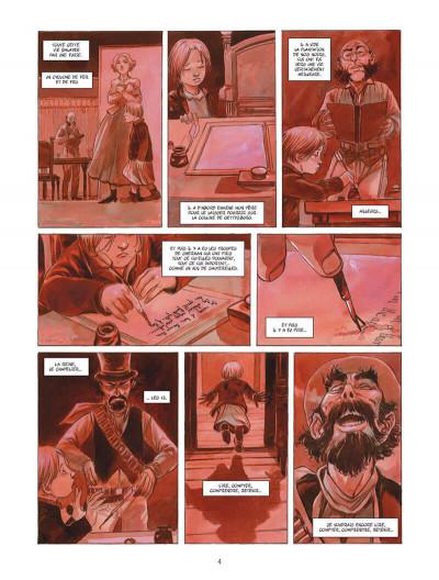 Page 5 Après l'enfer tome 2