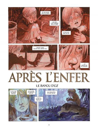 Page 7 Après l'enfer tome 2