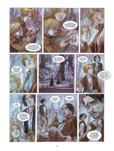 Page 9 Après l'enfer tome 2