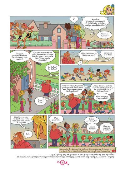 Page 6 Les énigmes de Léa tome 3