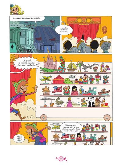 Page 9 Les énigmes de Léa tome 3