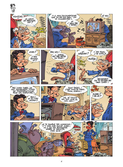 Page 5 Les seignors tome 3
