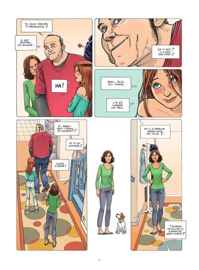 Page 8 Ma fille, mon enfant
