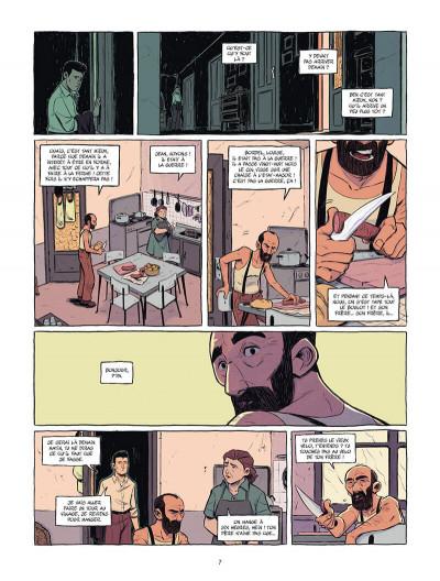 Page 8 Puisqu'il faut des hommes
