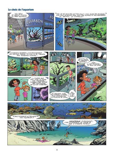 Page 7 Les animaux marins en BD tome 5