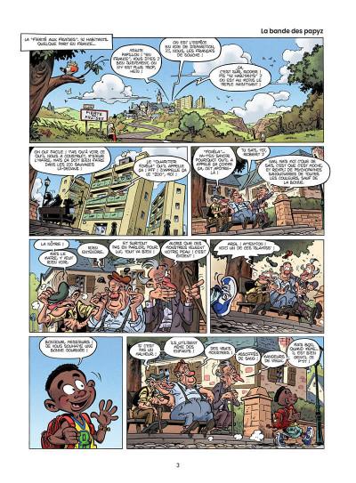 Page 4 Quartier fovéla tome 1