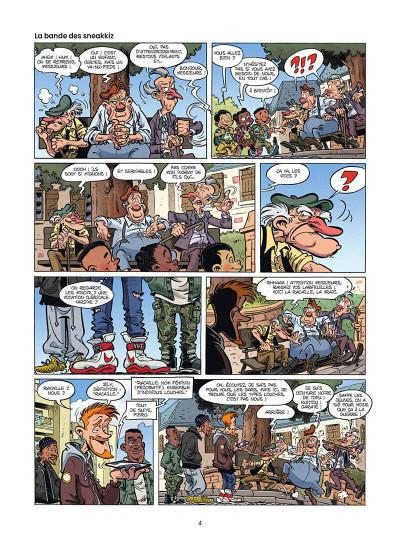 Page 5 Quartier fovéla tome 1