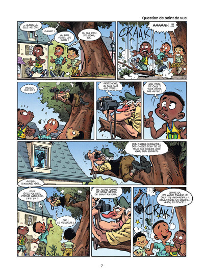 Page 8 Quartier fovéla tome 1