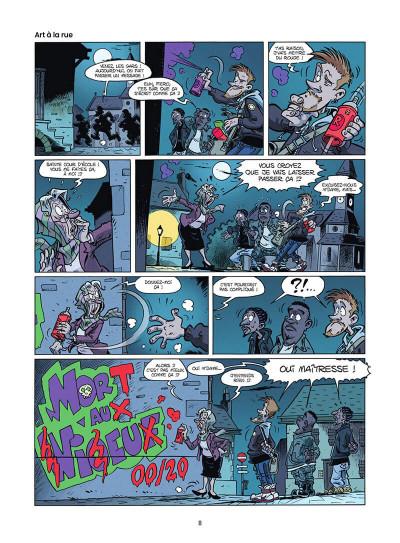 Page 9 Quartier fovéla tome 1