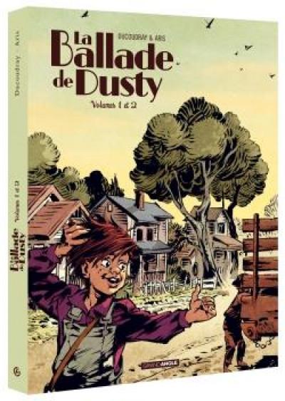 Couverture La ballade de dusty - écrin