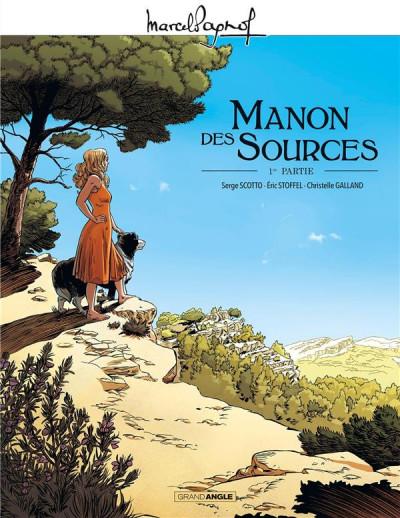 Couverture Manon des sources tome 1