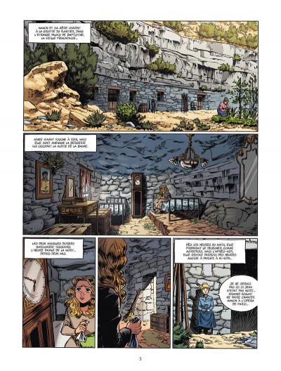 Page 6 Manon des sources tome 1