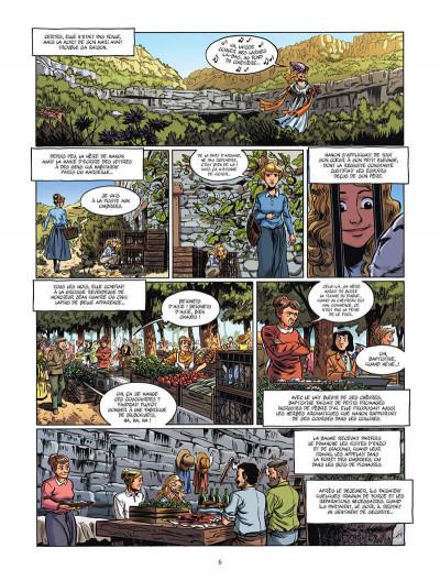 Page 7 Manon des sources tome 1