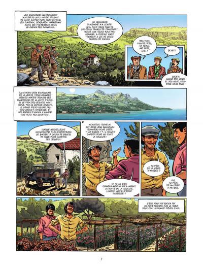 Page 8 Manon des sources tome 1