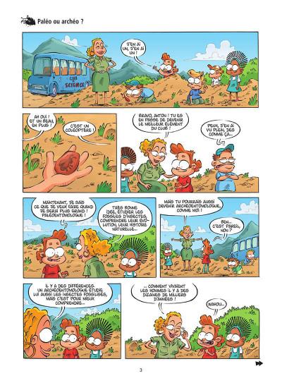 Page 4 Les insectes en BD tome 5