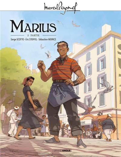 Couverture Marius tome 2