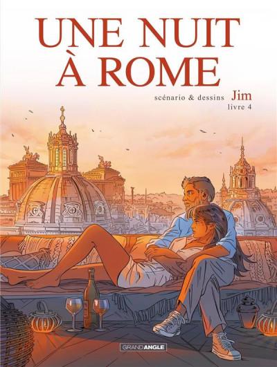 Couverture Une nuit à Rome tome 4