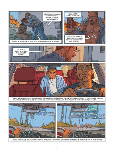 Page 0 Une nuit à Rome tome 4