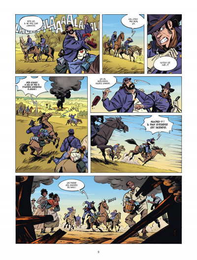 Page 0 Ennemis tome 2