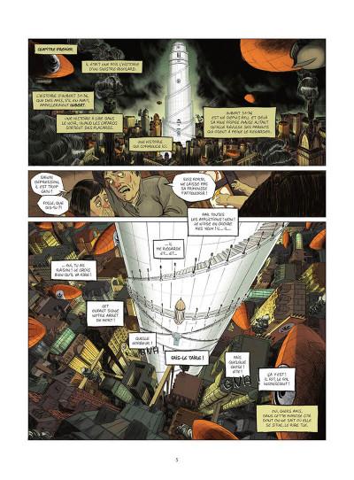 Page 6 L'homme sans sourire