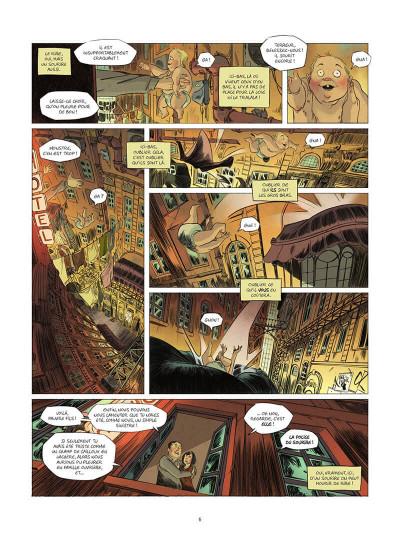 Page 7 L'homme sans sourire