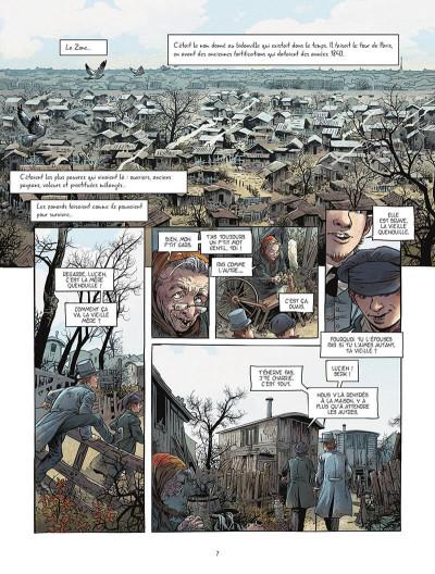 Page 8 L'oiseau rare tome 1
