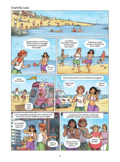 Page 4 Les amies de papier tome 4