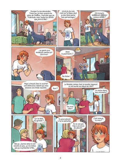 Page 6 Les amies de papier tome 4