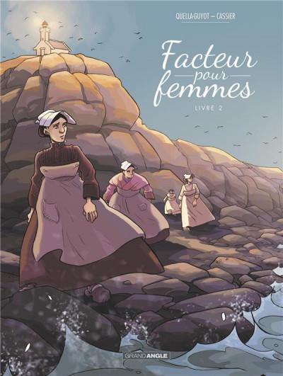 Couverture Facteur pour femmes tome 2