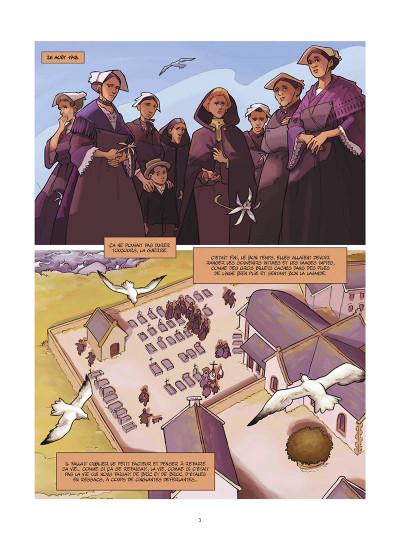 Page 4 Facteur pour femmes tome 2