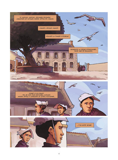 Page 5 Facteur pour femmes tome 2