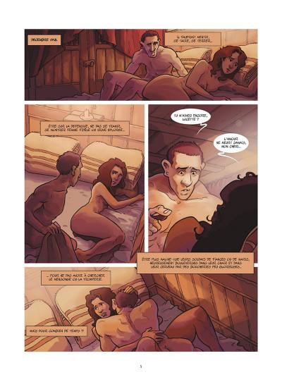 Page 6 Facteur pour femmes tome 2